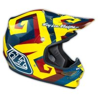 Шлем Troy Lee Designs AIR Verse Navy/red