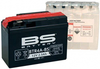 Аккумулятор BS Battery BTR4A-BS (YTR4A-BS)