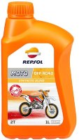 Моторное масло Repsol Off Road 2T 1л