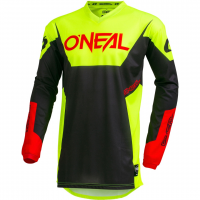 Джерси O`NEAL ELEMENT RACEWEAR black/yellow L
